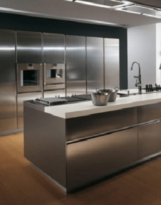 kitchen metal watch cabinets youtube