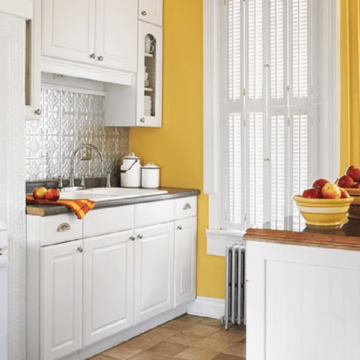 39 best ideas desain decor yellow kitchen accessories - Decorating ideas cheerful kitchen ...