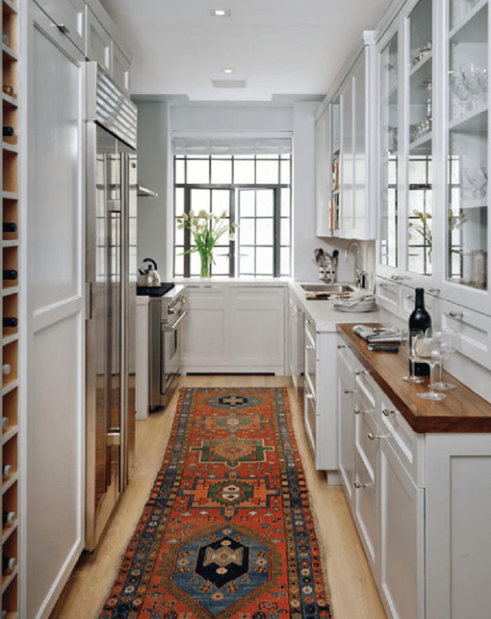 kitchen rug sets