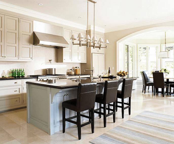 Open Kitchen Design Ideas
