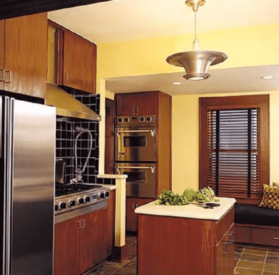 Soft Yellow Paint Colors For Kitchen