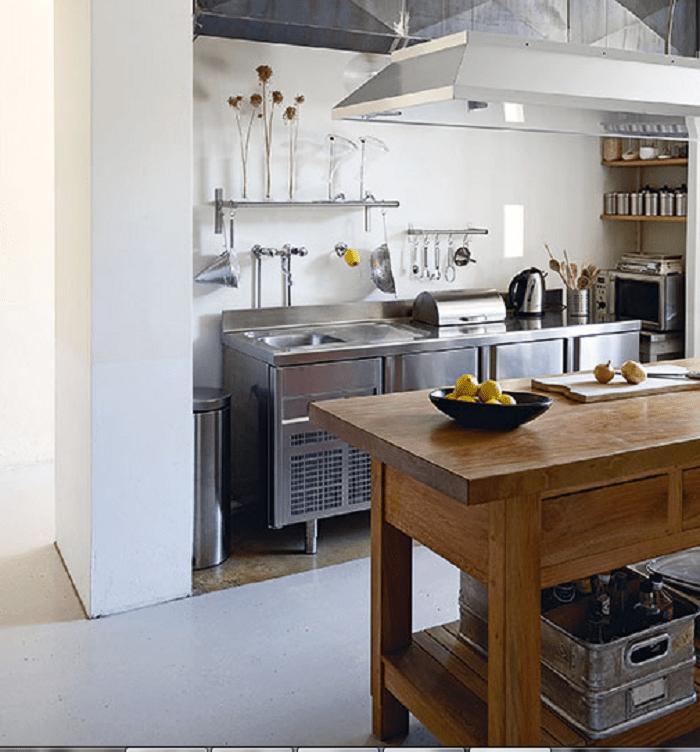 free standing kitchen island