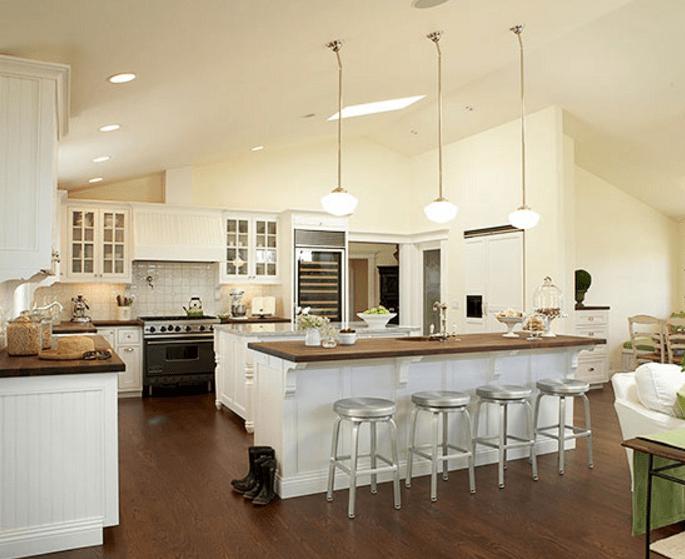 Open Kitchen Design All Home Interior Ideas
