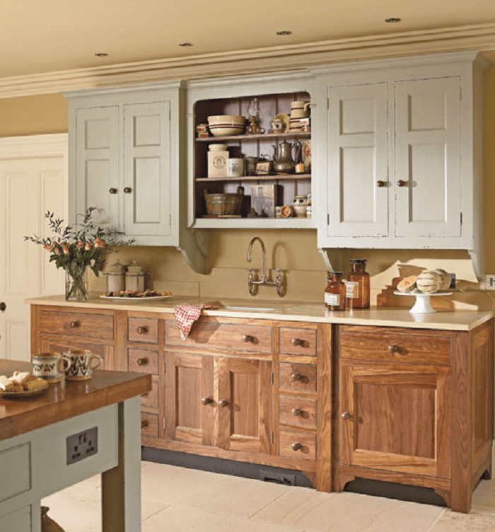 Exceptionnel Free Standing Kitchen Cabinets Units