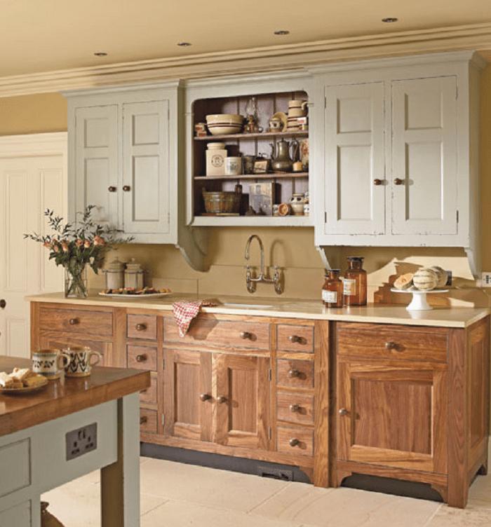 Free Standing Kitchen Cabinets Units