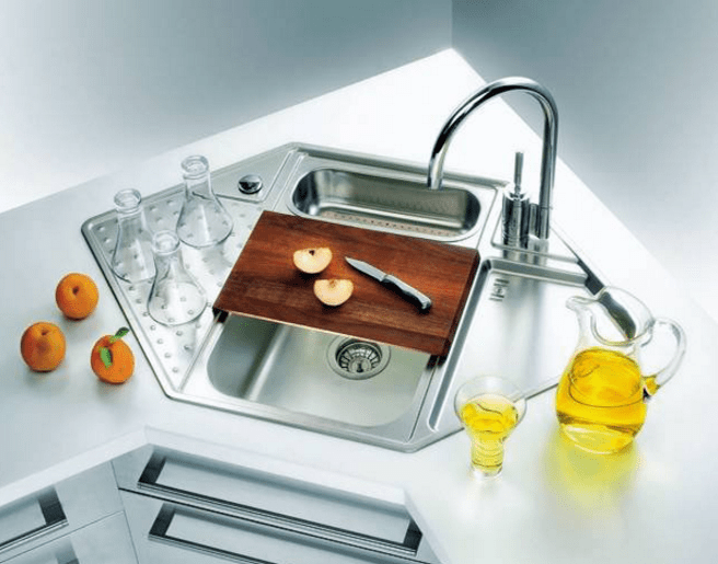 Bon 25 Recommended Ideas Of Corner Kitchen Sink Design