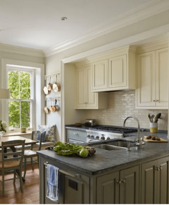 Two Tone Kitchen Cabinets Ideas Design To Your Inpiration