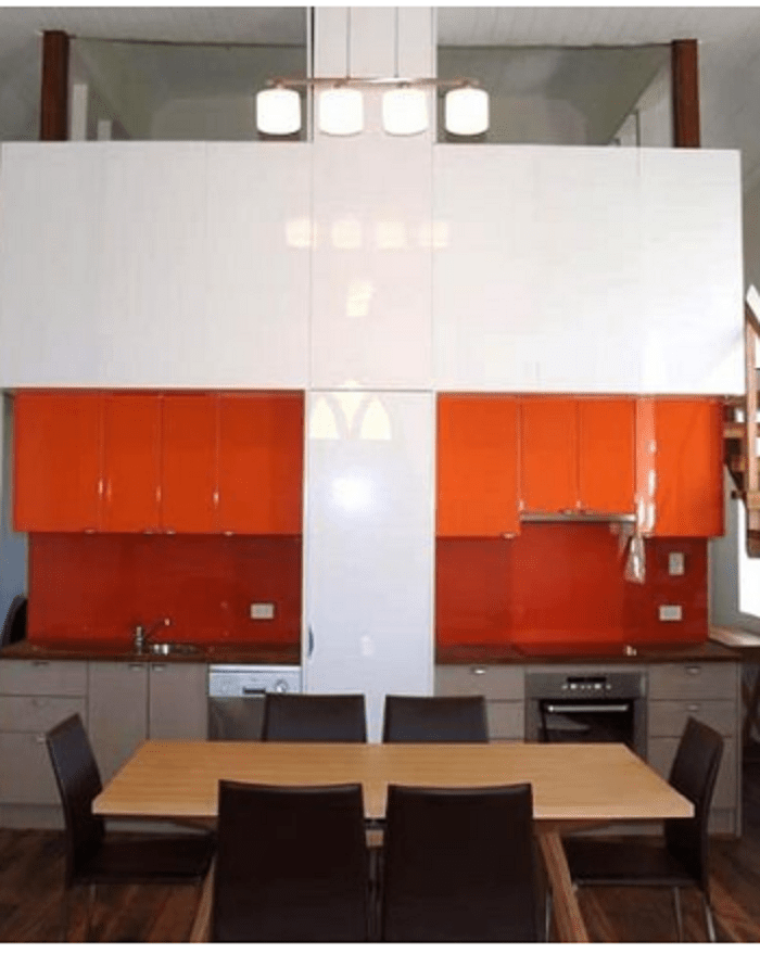 two tone kitchen cabinet designs