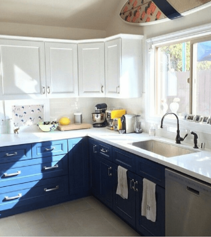 14 Two Tone Kitchen Cabinets Ideas Design To Your Inpiration Colors On