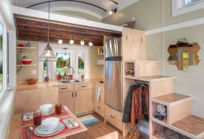 17 ideas tiny house kitchen and small kitchen designs of inspirations - Wonderful kitchen layout plans for totally comfortable cooking time ...