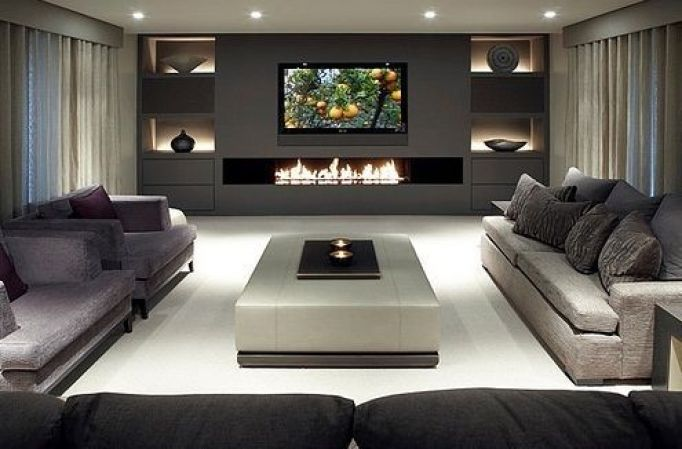 48 Cool Basement Home Theater Ready To Entertain Reverb New Basement Home Theater Ideas