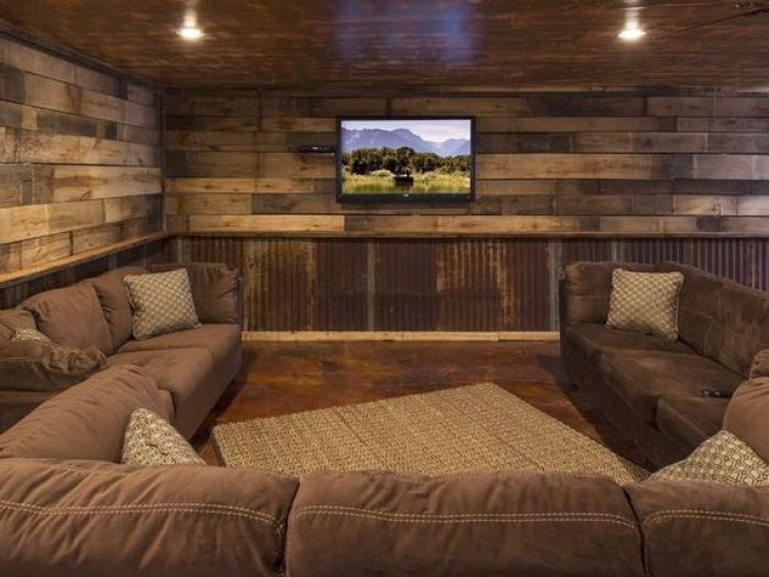 27 Cool Basement Home Theater, Ready To Entertain - Reverbsf