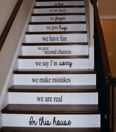 Paint Staircase Ideas
