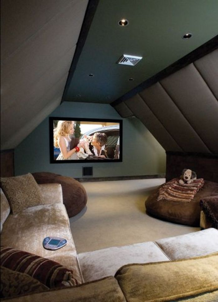 27 Cool Basement Home Theater, Ready To Entertain