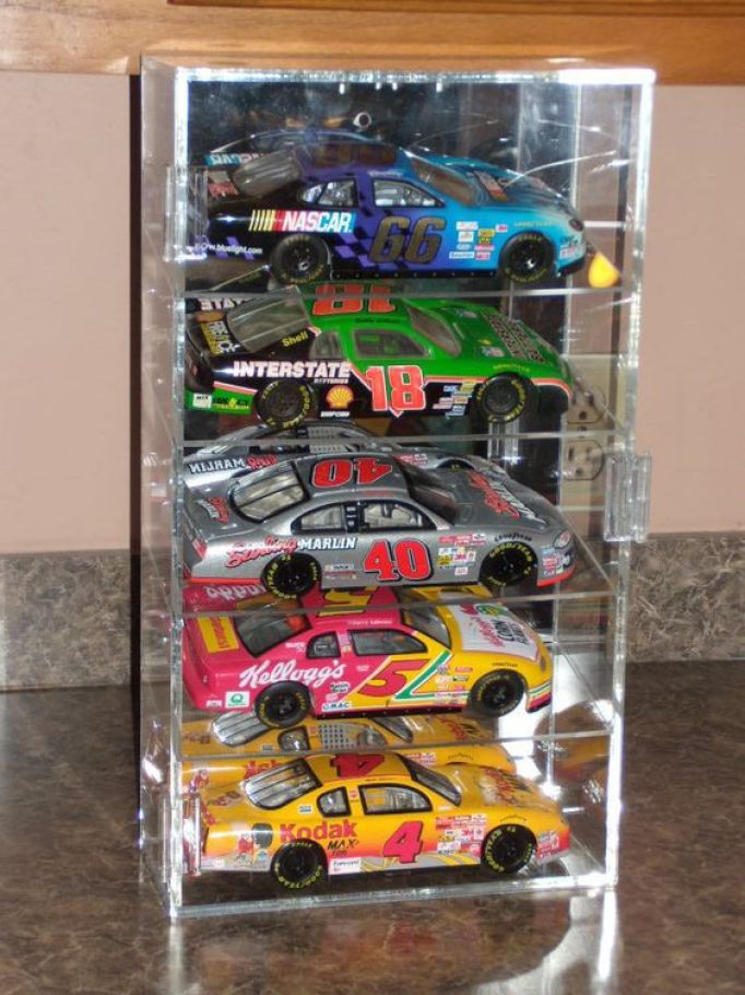 The Best Presentable Display Cases Ideas To Showcase Your - Diy car show display