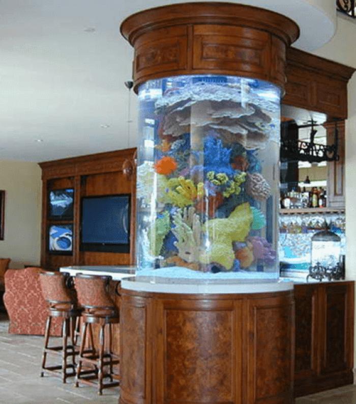 Aquarium Storage Furniture Ideas