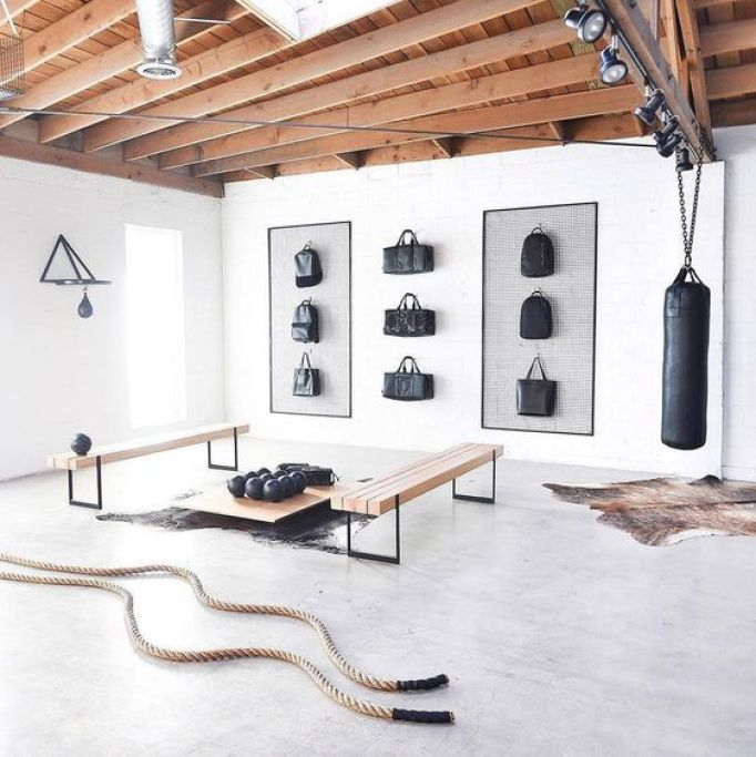 Basement Recreation Room Ideas