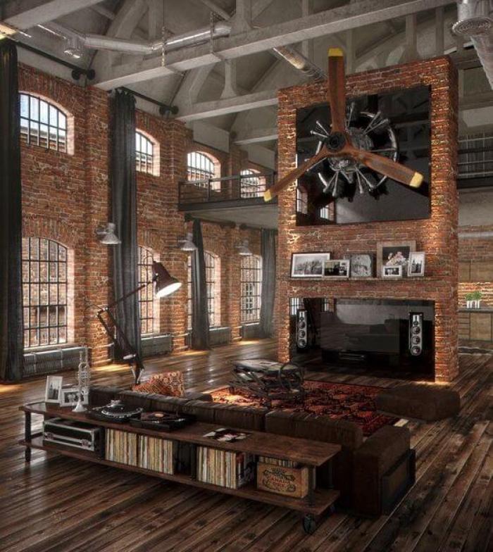 Mens Living Room Decorating Ideas