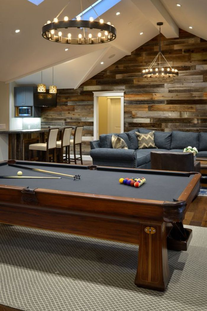 The Best Classy Recreation Room Ideas For A Stress Relief