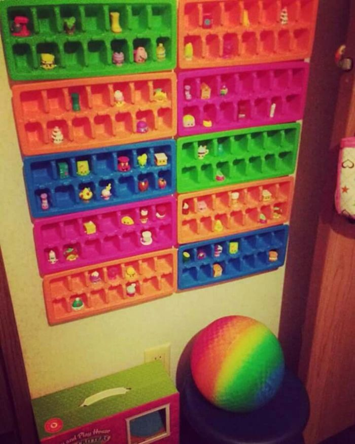 Shopkins Display Case Do It Yourself
