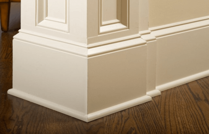 Perfect Baseboard Trim Styles