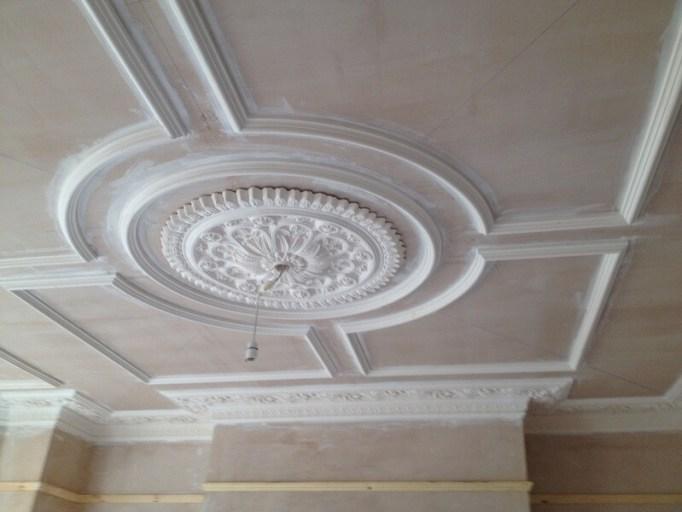 Victorian Ceiling Design