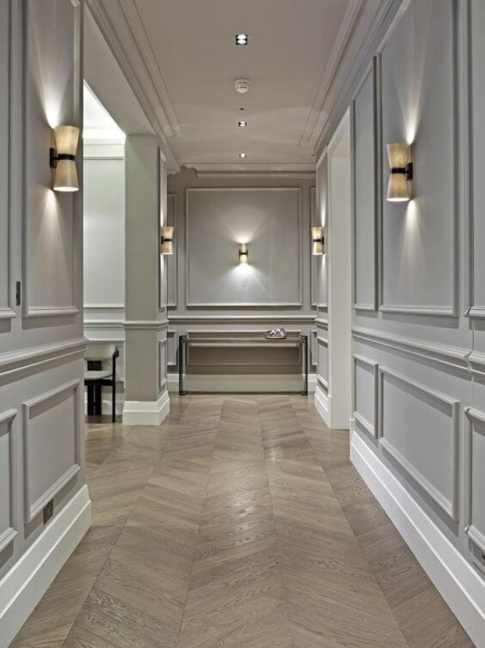 Wainscoting Styles Ideas