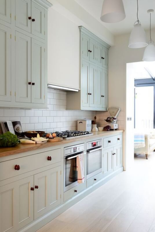 green kitchen cabinets salamander 15 design photos ideas inspiration light