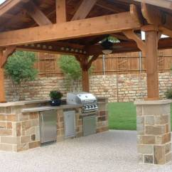Outside Kitchen Designs Modern Pulls 12 Amazing Outdoor Ideas And Inspiration Reverb Rustic Design