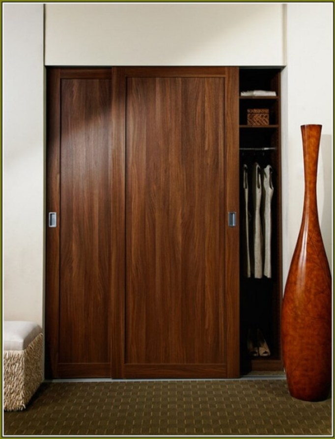 15 Stunning Closet Door Ideas Suggestions For Modern Home