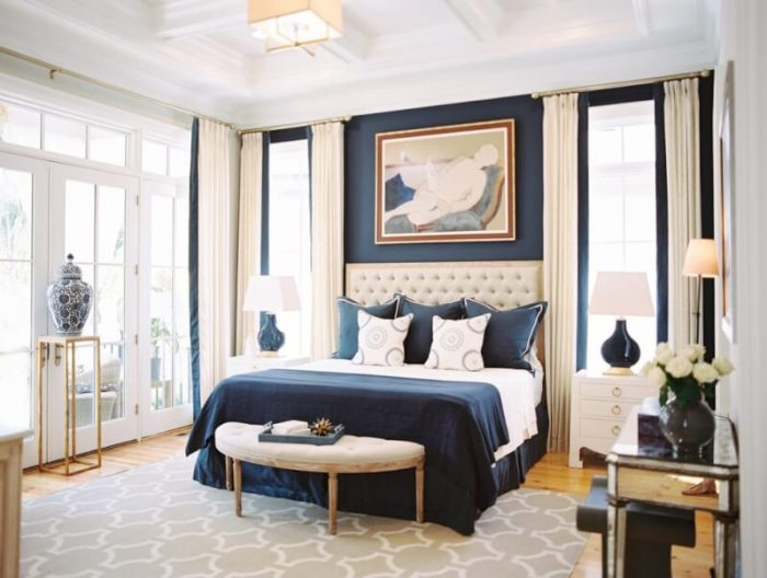 Navy Blue Bedroom Ideas Light Blue Amp Dark Blue Bedrooms