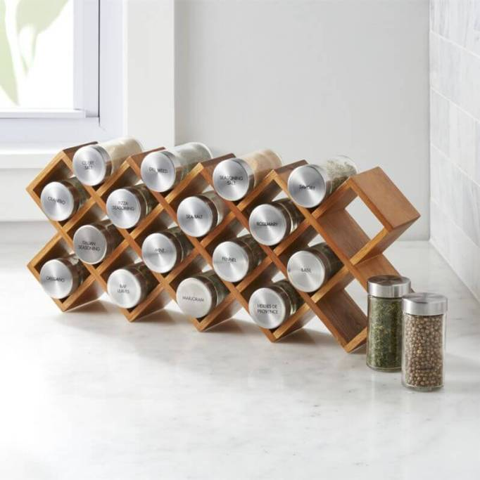 spice rack ideas