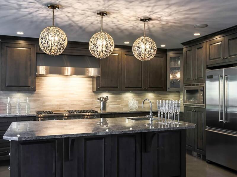 peaceful design ideas kitchen island lighting fixtures. Kitchen Island Lighting Ideas 15 Chic  Reverb