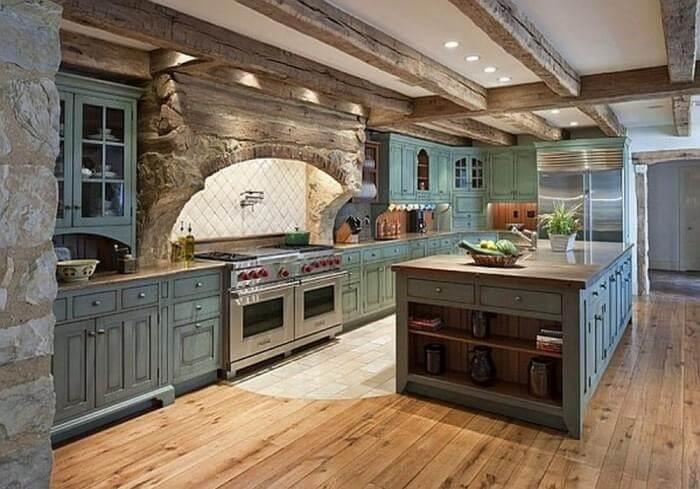 Fantastic Modern Farmhouse Kitchen