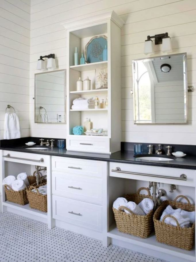 double sink bathroom vanity cabinet