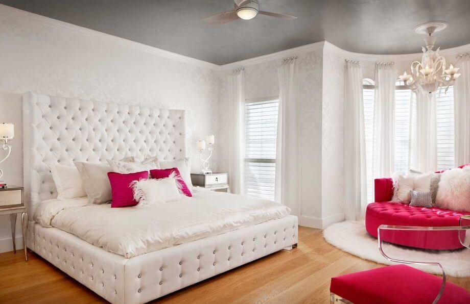 15 Inspirational Bedroom Ideas For Women New Design 2019