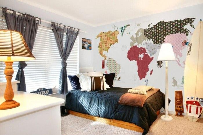 bedroom background ideas
