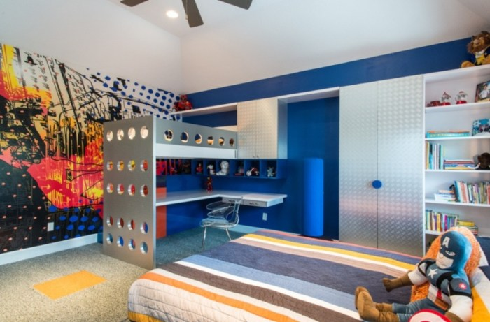 cool boys bedrooms