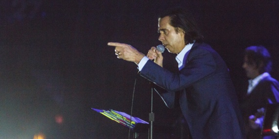 [Live Review] NICK CAVE (Newcastle)