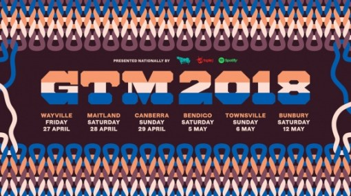 News] GTM 2018 DATES AND VENUES ARE HERE - Reverb Magazine Online
