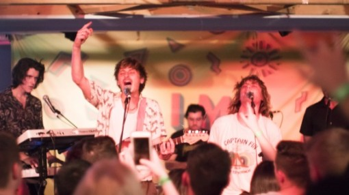 Live Review] LIME CORDIALE (Canberra) - Reverb Magazine Online