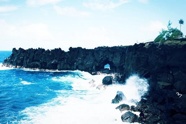 Cap Méchant - Ile de la Réunion
