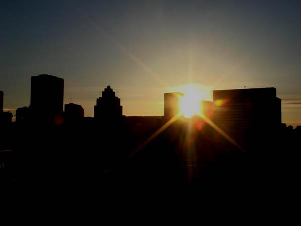 10 bonnes raisons de s 39 envoler vers montr al - Coucher de soleil montreal ...