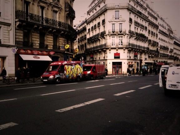 Rue de rennes à Paris