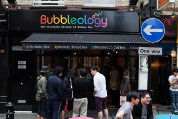 Bubbleology Londres