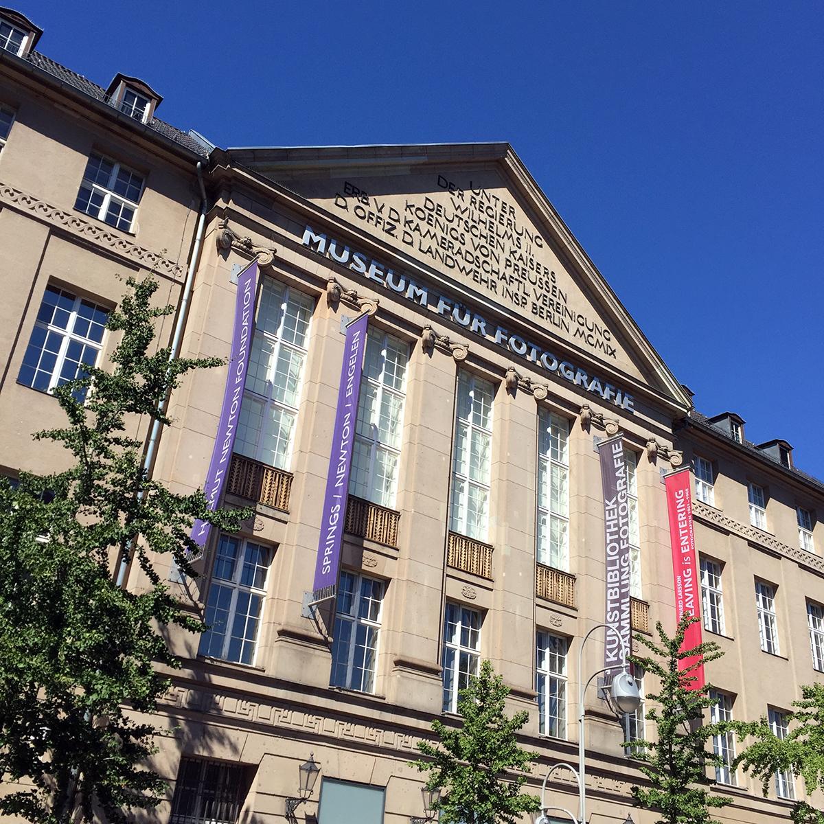 Musée de la Photographie Berlin