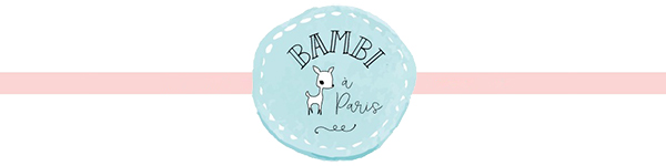 Blog Bambi à Paris