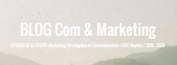 Blog Com & Marketing