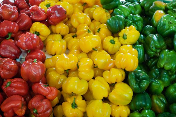 Fruits et légumes australie