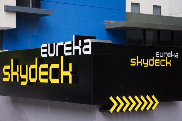 Tour Eureka Skydeck88 à Melbourne
